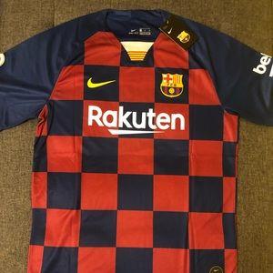 Barcelona home jersey 2019-2020